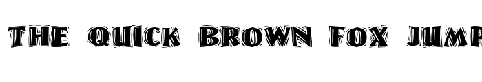 Preview of Linolschrift Heavy Regular