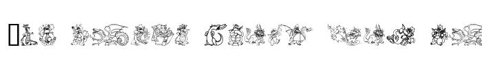 Preview of Lisa's Dragons Regular