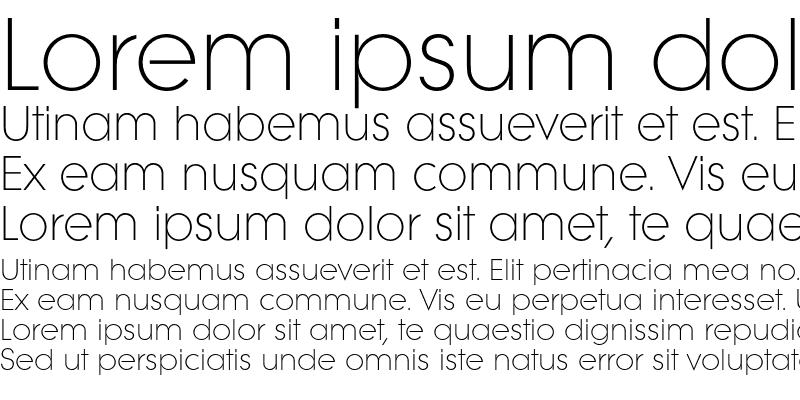 Sample of Litera-Light