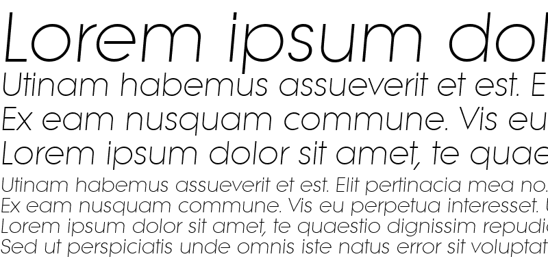 Sample of Litera-LightIta