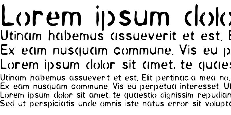 Sample of LLChina