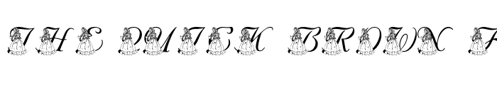 Preview of LMS For Princess Julie Regular