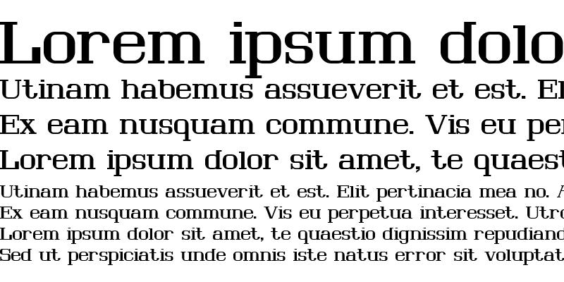 Sample of Lousitania