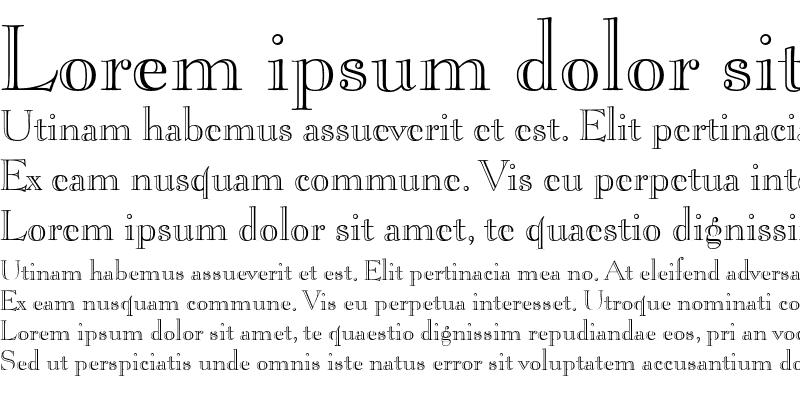 Sample of Lucianard-Open