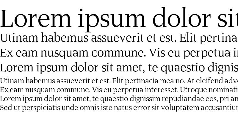 Sample of Luxury Text