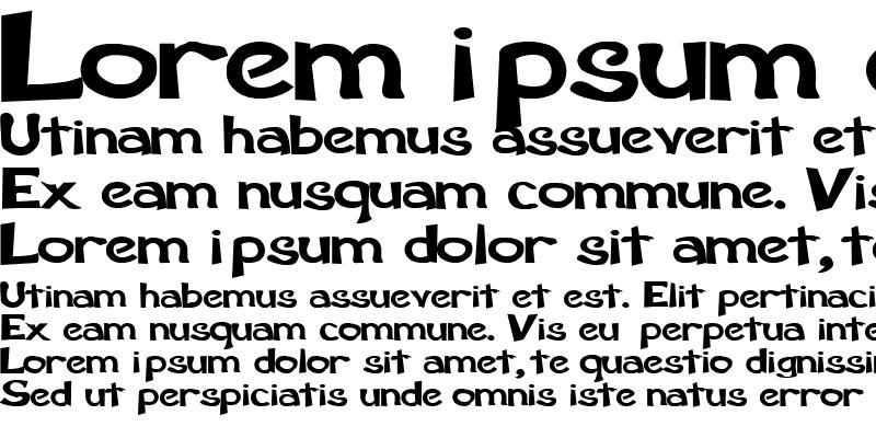 Sample of Lyon 3 Regular