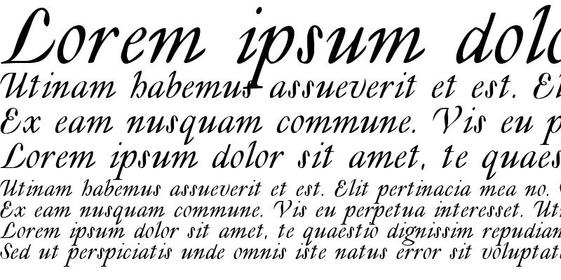 Sample of Lyonesse