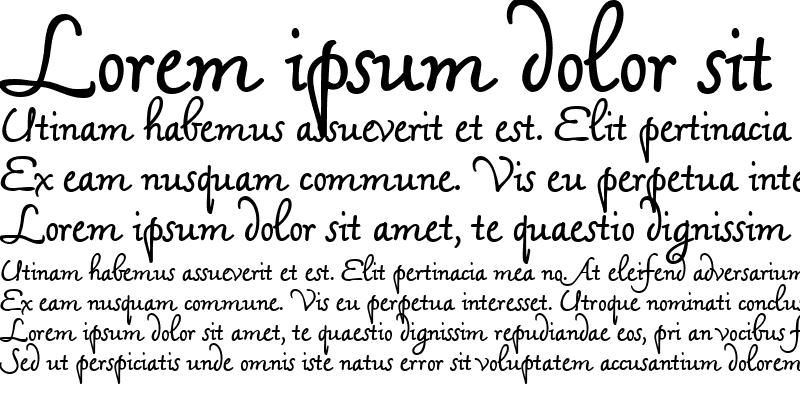 Sample of Mama Script