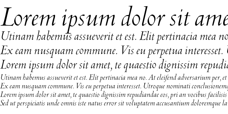 Sample of MarcelItalic Regular