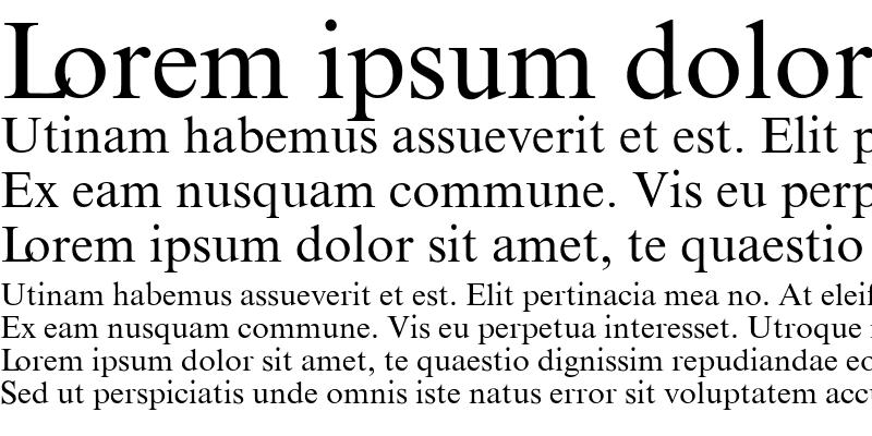 Sample of Marin