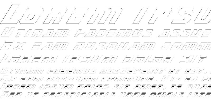 Sample of MarinerExtendedOutline
