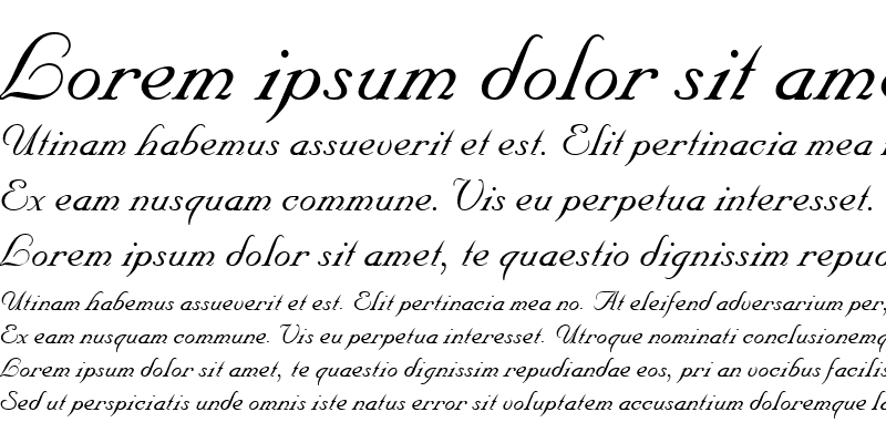 Sample of MarriageScript