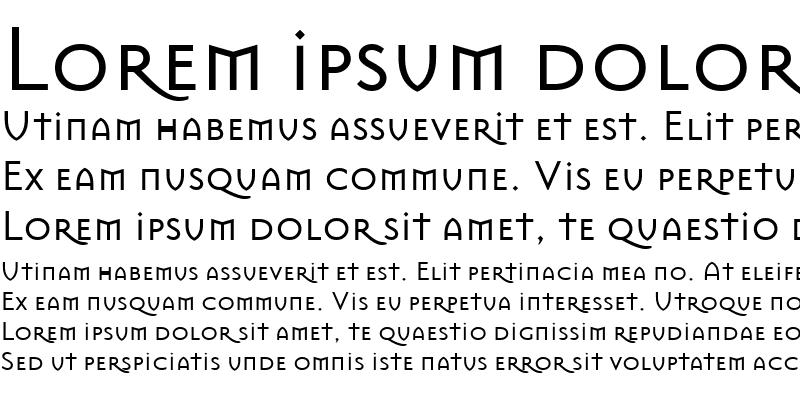 Sample of MasonSansRegular Regular