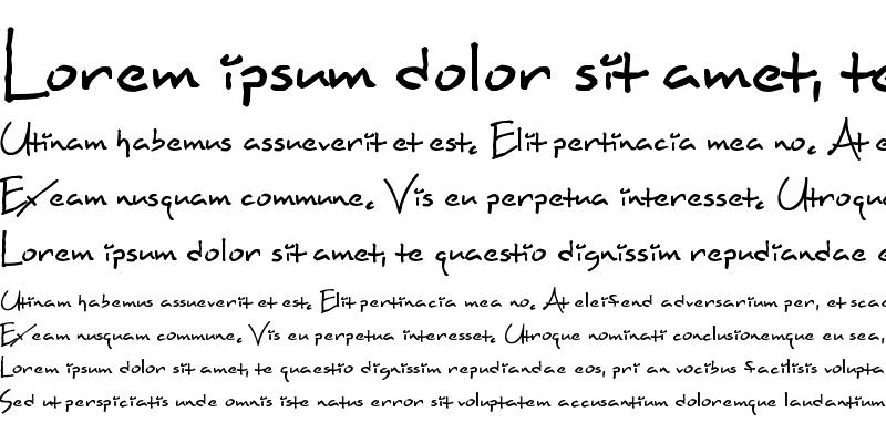 Sample of Maxine Script