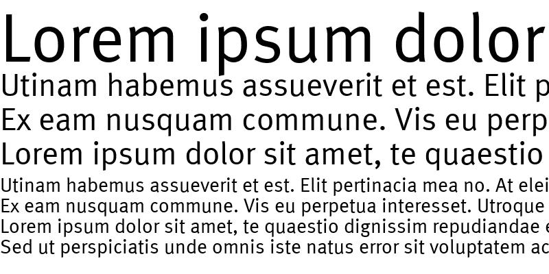 Sample of Meta Normal Roman