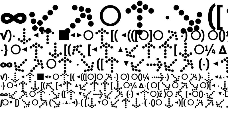 Sample of MetaCondExtraBold Expert Regular