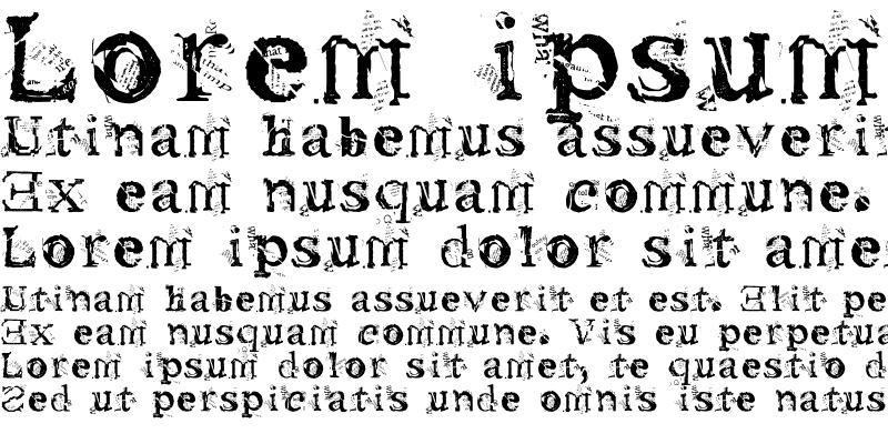 Sample of Metacopy