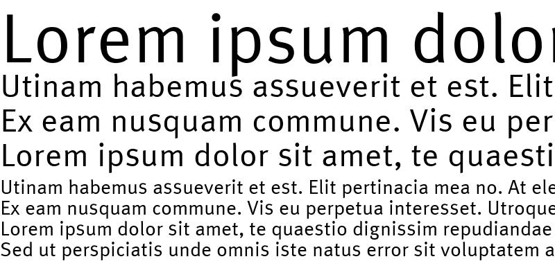 Sample of MetaKorrespondenz