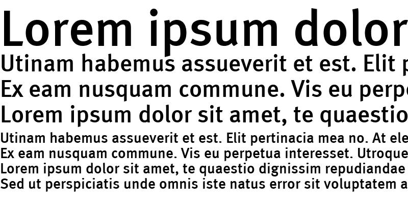 Sample of MetaMediumC Regular
