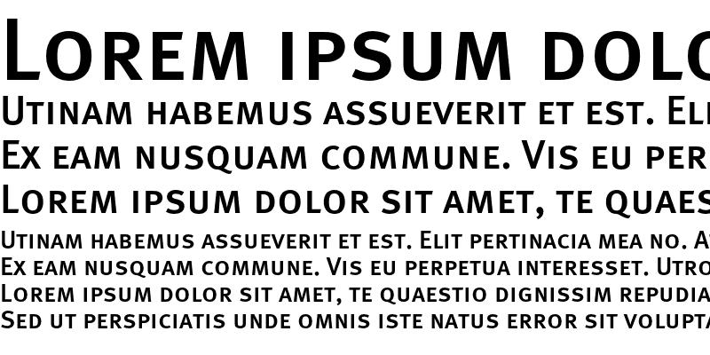 Sample of MetaMediumCyr-Caps