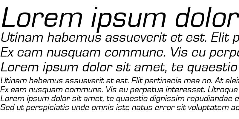 Sample of Microstile
