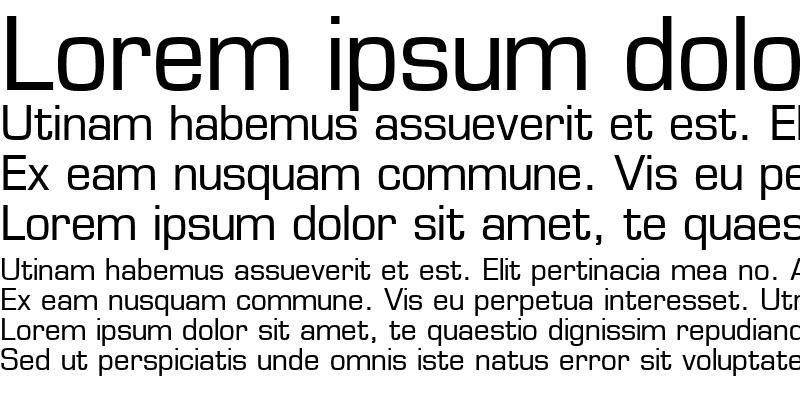Sample of Microstyle ATT