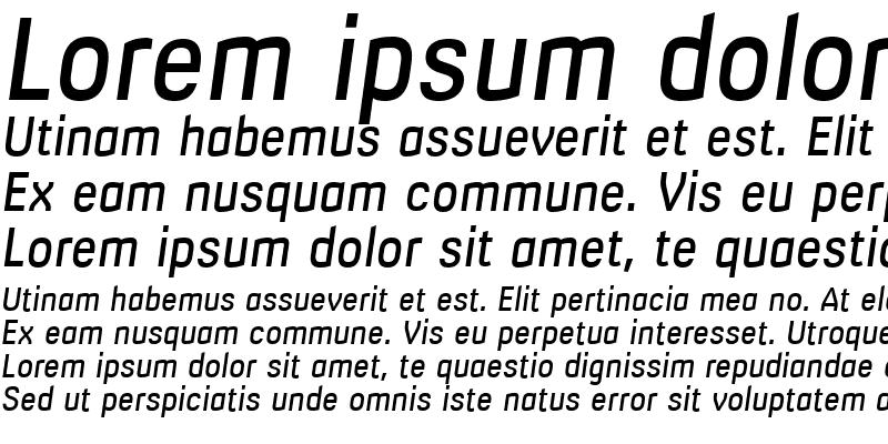 Sample of Milibus
