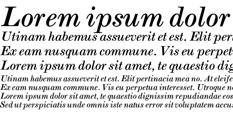 Sample of Miller-text