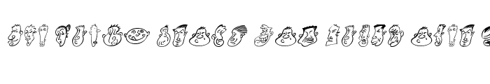 Preview of Mini Pics Head Buddies