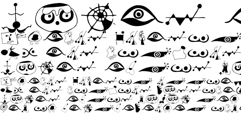 Sample of Miro Extras