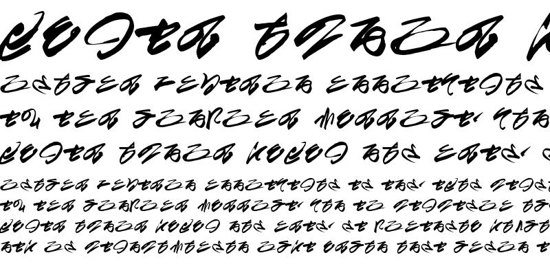 Sample of Miskatonic Regular