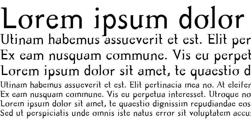 Sample of Missive Medium