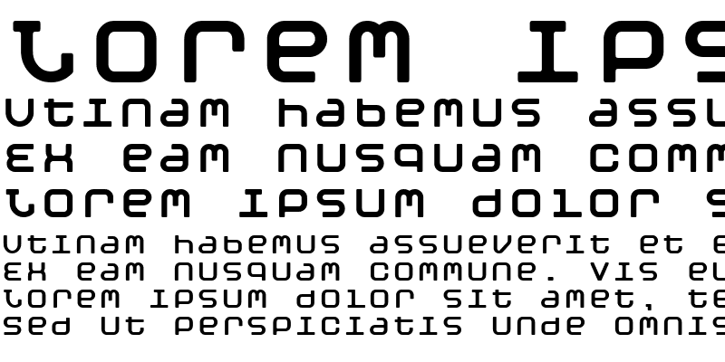 Sample of MobyMonospace