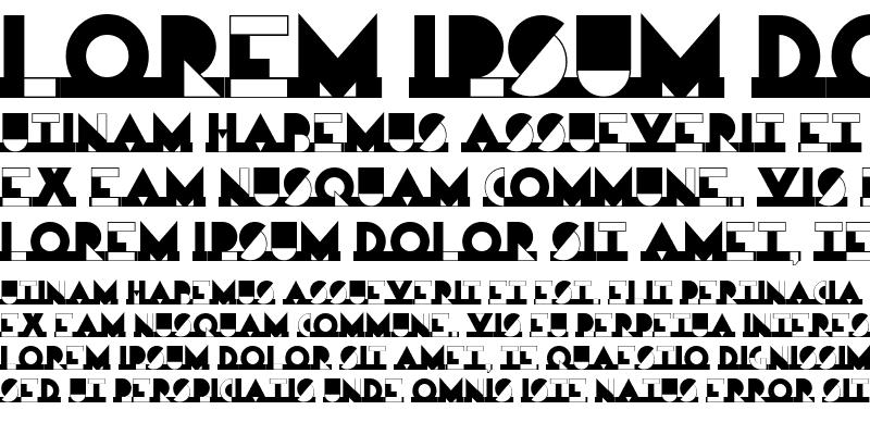 Sample of Modern Art NF