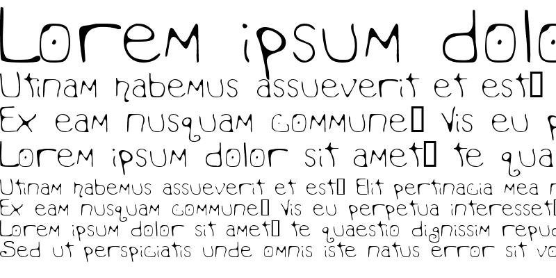 Sample of Mondo Messo Fonto 2
