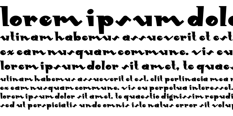 Sample of MondoRedondo