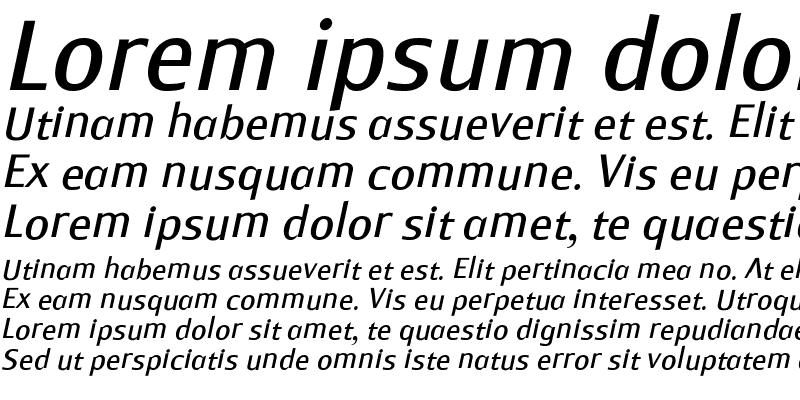 Sample of Monem