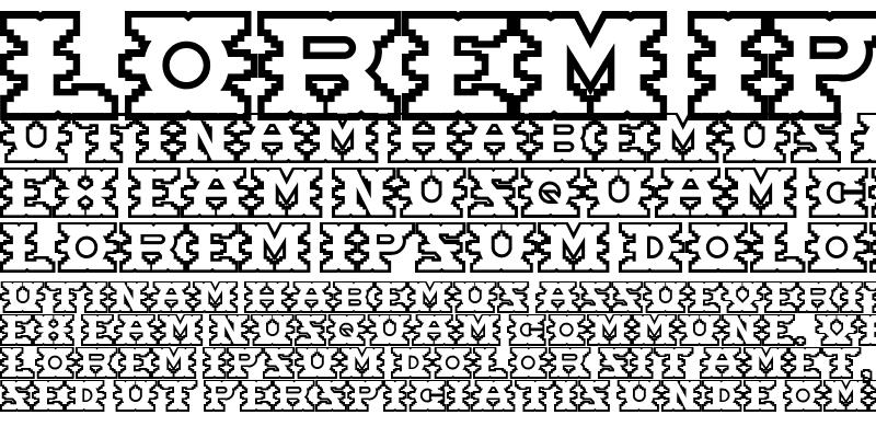 Sample of Montezuma
