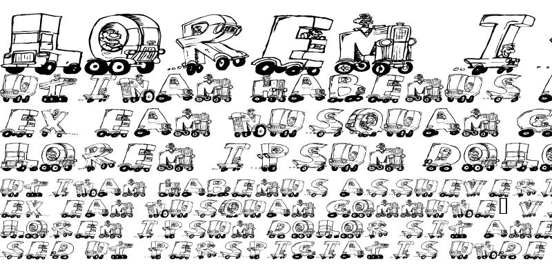 Sample of Motoring