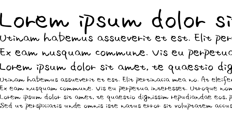 Sample of mscript