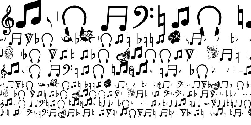 Sample of Musical Pi