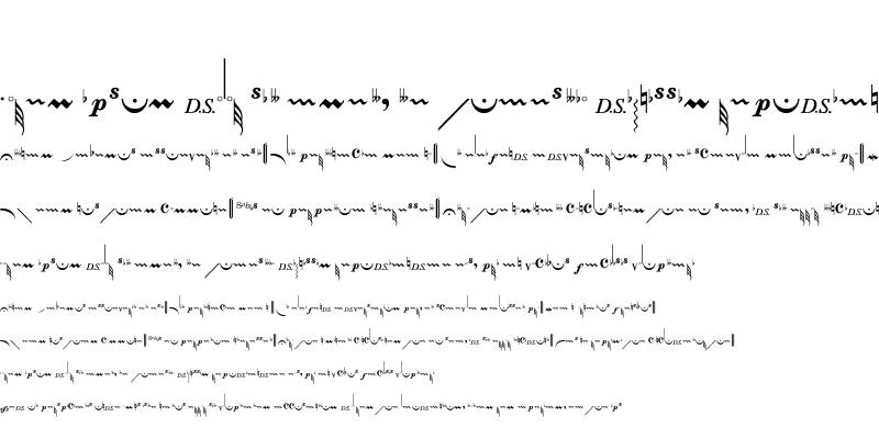 Sample of Musicator