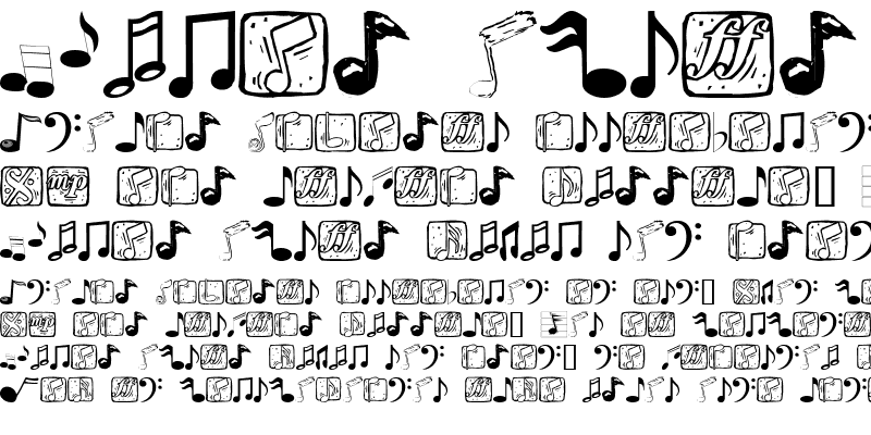 Sample of Musicelements