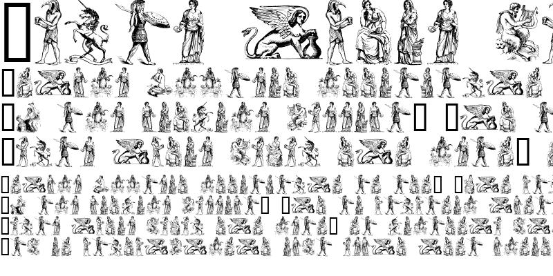 Sample of mythology four Regular