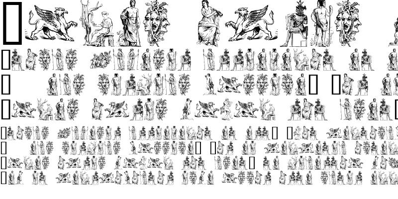 Sample of mythology two Regular