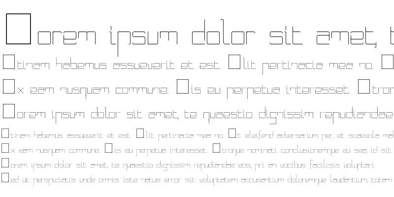 Sample of nada-Regular