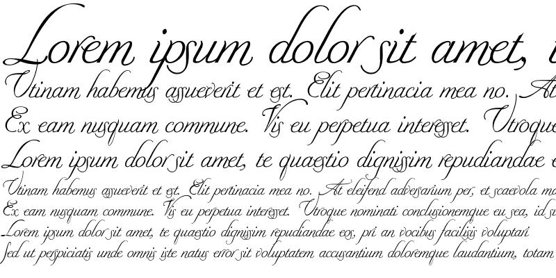 Sample of NadineScriptNormal