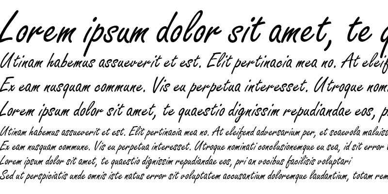Sample of Nano Script SSi