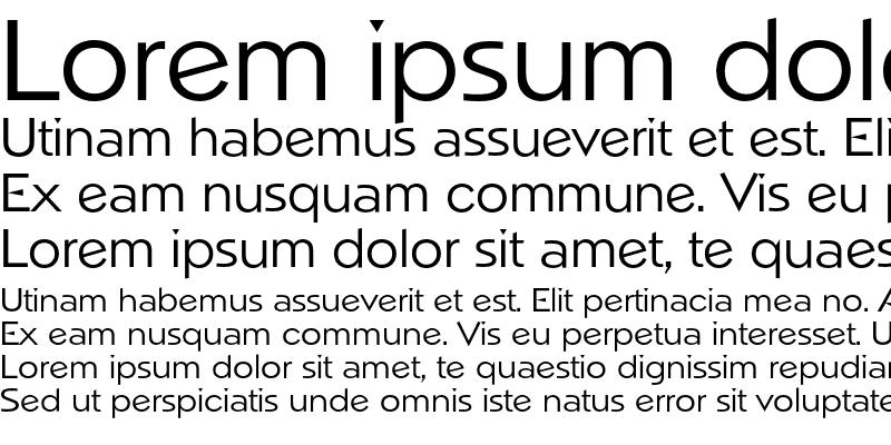 Sample of Napoli-Regular