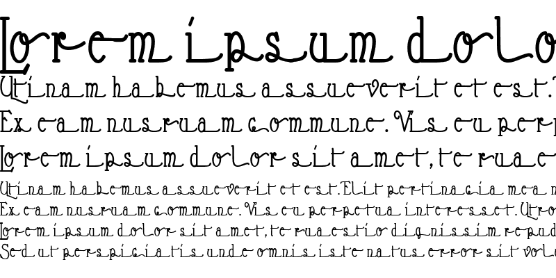 Sample of Nathan Alternates Condensed Condensed Regular
